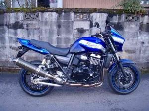 ZRX1200DAEG CUSTOM