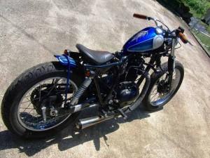 カスタムペイント バイク