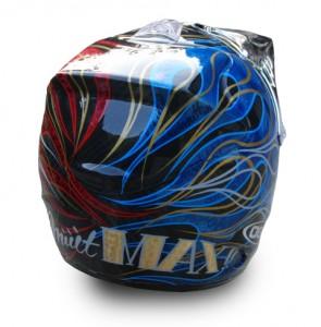 カスタムペイント ヘルメット