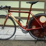 ロードバイク カスタム