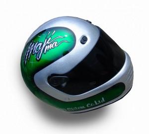 ヘルメットペイント BELL