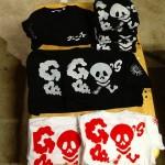 オリジナルTシャツ シルクプリント