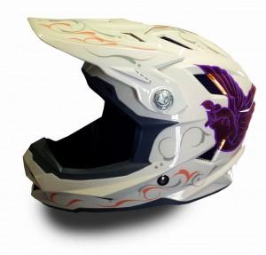 ヘルメット カスタムペイント