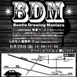 beetle drawing maniacs